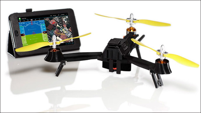 ​Photographers and stalkers rejoice - pocket drones coming soon