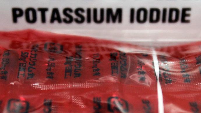 Potassium iodide pills.(Reuters / Yuriko Nakao)