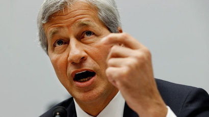 JPMorgan Chase & Co Chairman and CEO Jamie Dimon.(AFP Photo / Chip Somodevilla)