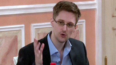 US 'open to conversation' if Snowden returns, enters plea bargain - AG Holder