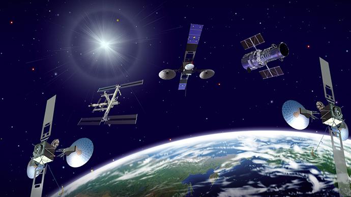 'Space cop' satellites to patrol Earth's orbit — RT News