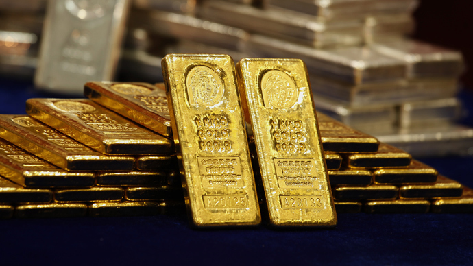 ​China passes India as world's leading gold consumer