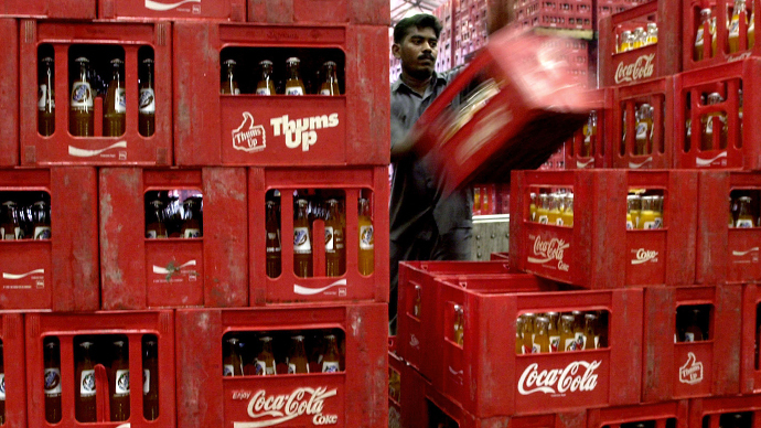 Indian officials push to demolish 'illegal' Coca-Cola bottling plant