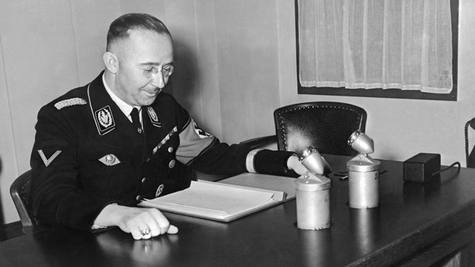 Heinrich Himmler (AFP Photo)