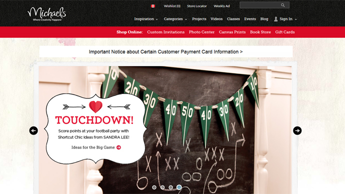 Image from michaels.com