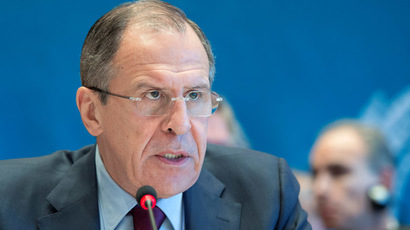 Russian Foreign Minister Sergey Lavrov (AFP Photo/UN Photo)