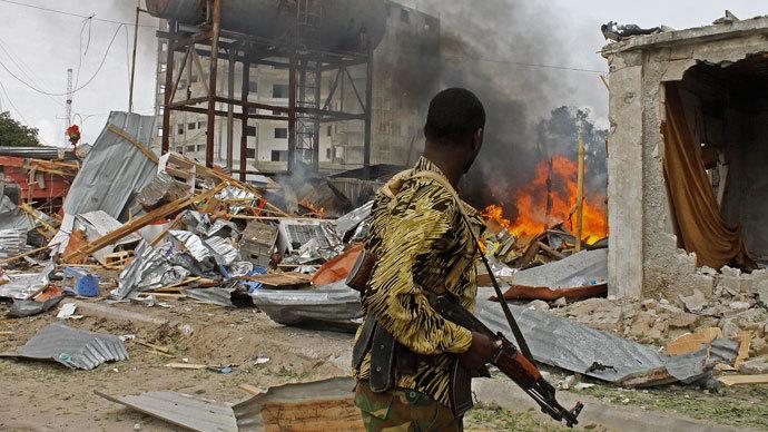AFP Photo / Mohamed Abdiwahab