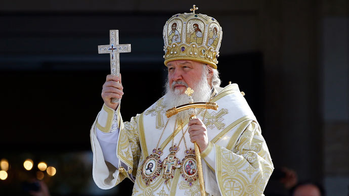 Patriarch Kirill of Moscow.(Reuters / Marko Djurica )