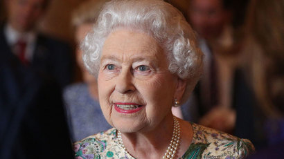 Britain's Queen Elizabeth II.(Reuters / Philip Toscano)