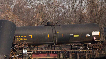 Oil companies transporting crude by rail issued govt safety plea