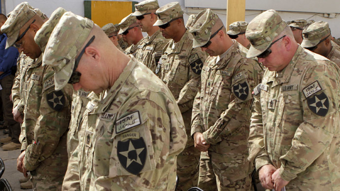 suicide rate among us activeduty troops falls reservists