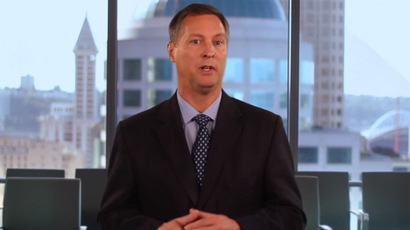 Mike Dueker (Still from YouTube video/Russell Investments)