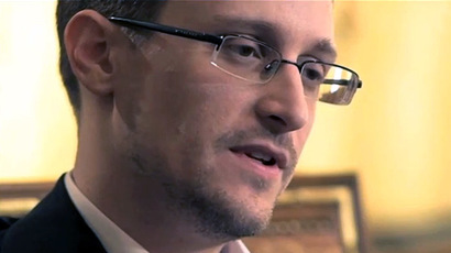 Edward Snowden (Still from YouTube video/henningerflats)