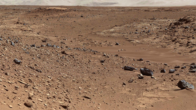NASA's curiosity Mars rover to risk climbing sand dune