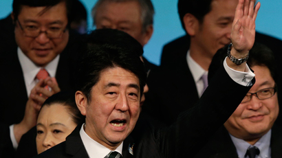 Japan approves relaxed arms export rules
