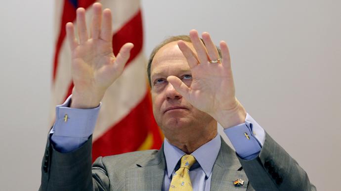 US ambassador to Germany, John Emerson (AFP Photo / DPA / Wolfgang Kumm)