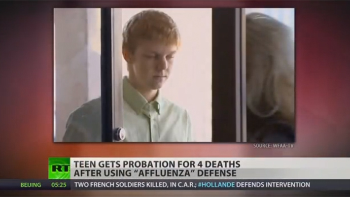 Texas 'affluenza' teen who killed 4 in drunk driving avoids prison again
