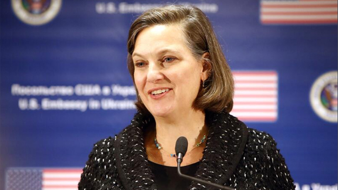 US will give money to Ukraine if Kiev makes necessary reforms - Nuland