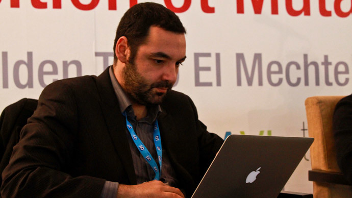 Olivier Laurelli (Photo by Flickr user 4M Tunis)