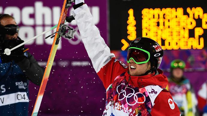 Canada, Netherlands dominate podium on Day 3 of Sochi Olympics
