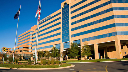 Forsyth Medical Center in Winston Salem, North Carolina. (Photo by David Bjorgen / wikipedia.org)