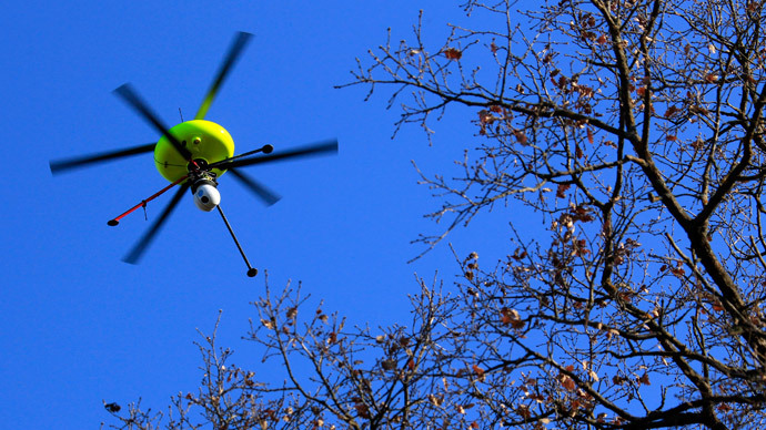 ​Journalism drones on the rise, already flustering police