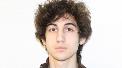 Dzhokhar Tsarnaev (AFP Photo / FBI)