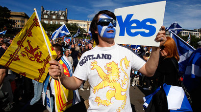 'Nearly impossible' for an independent Scotland to join EU, says EC President