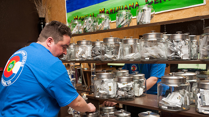 ​US eases rules for banks to do business with licensed pot shops