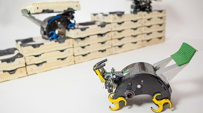 Crawling robo-crab seeks to revolutionize underwater exploration (PHOTOS, VIDEO)