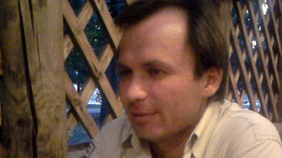 Konstantin Yaroshenko, photo courtesy of Yaroshenko family.