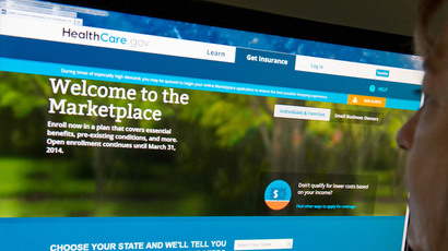 Obamacare govt contracts' price tags nearly double original forecast