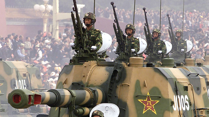 Biggest army needs bigger tanks: Chinese soldiers 'getting too tall and fat'