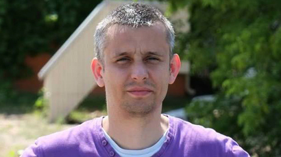 Russian journalists detained by Kiev forces near Kramatorsk in E. Ukraine