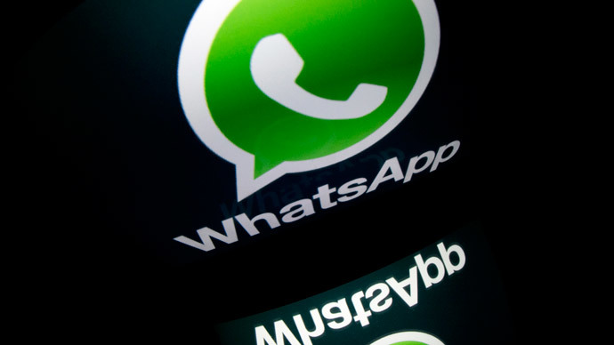 ​Facebook buys mobile messaging service WhatsApp for $19bn