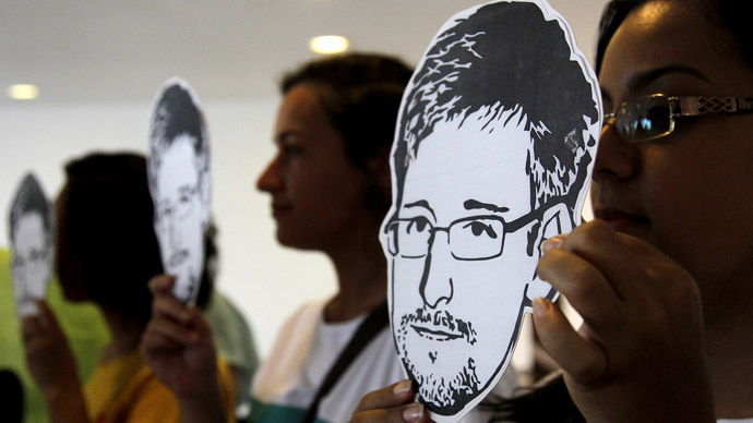 Snowden: Over-classification leads to decline of democracy