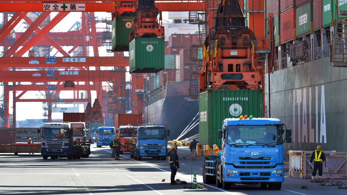 ​Imports inflate Japan's trade deficit to record high
