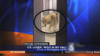 How Jimmy Kimmel pranked US media with '#SochiFail: Wolf in my hall' video