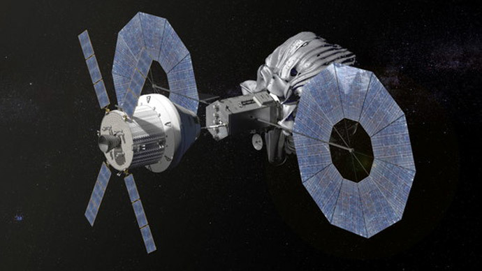NASA takes major step in hunt for asteroids