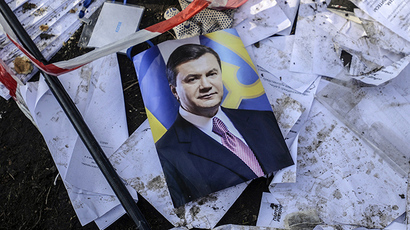 'Nothing to do with democracy': New Ukraine regime makes swift and controversial steps