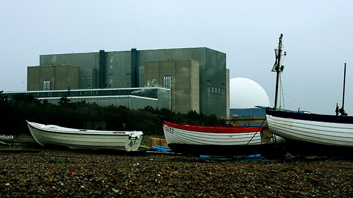 Sizewell Nuclear Plant in Suffolk, eastern England (Reuters / Dylan Martinez)