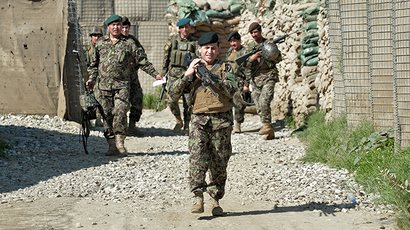 Not-so-cold turkey: US ponders leaving 3,000 troops in Afghanistan after 'withdrawal'