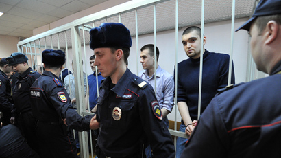 Prosecutors want mastermind of 2012 Moscow riots jailed for 8 years