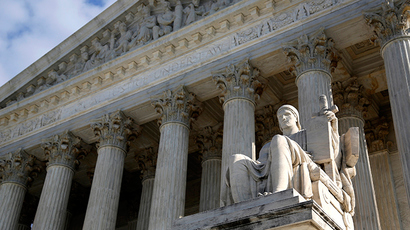A general view of the U.S. Supreme Court in Washington (Reuters / Jonathan Ernst)