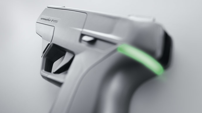 ​For your hands only: Bond-style 'smart gun' controlled solely by owner is now real