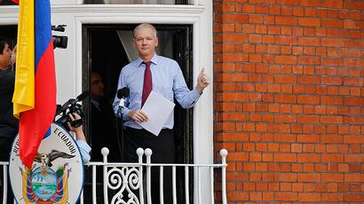 Wikileaks founder Julian Assange (Reuters / Chris Helgren)