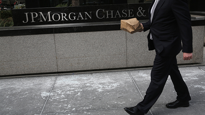 JP Morgan to cut 8,000 mortgage and retail jobs