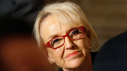 Arizona Governor Jan Brewer  (Reuters / Kevin Lamarque)