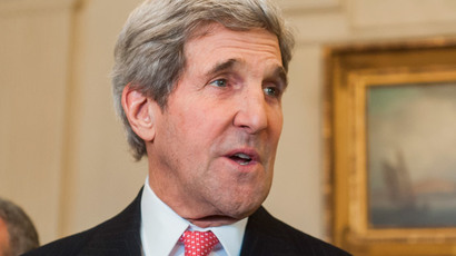 U.S. Secretary of State John Kerry (Kris Connor / Getty Images / AFP)