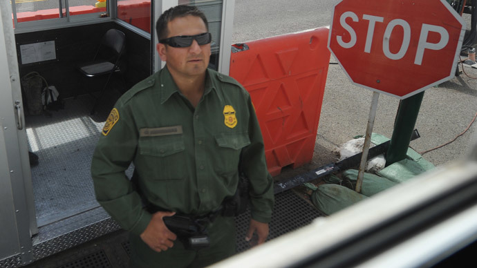 ​Border agents criticized for use of deadly force in report agency shielded from Congress